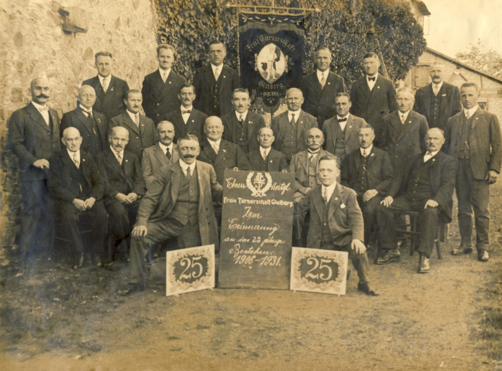 Freie Turnerschaft Silberjubiläum 1931 (1)kl