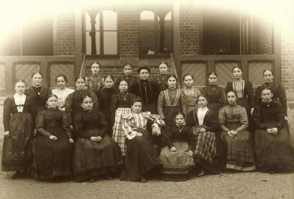 Haushaltsschule (1905-06) 1kl