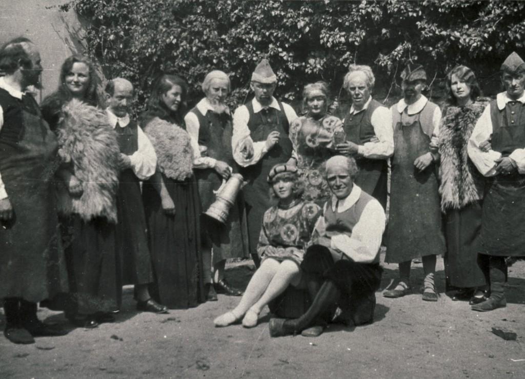 Gleibergfest 1928 (2)13xkl